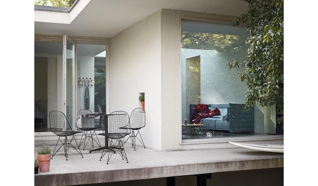 Vitra - Bistro Table outdoor - rechteckig - weiß - 5