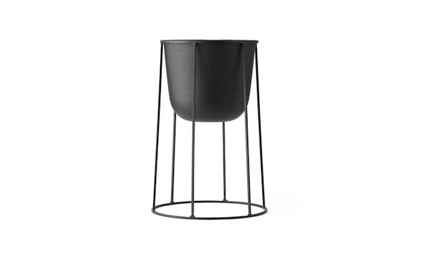 Menu - Wire Pot Blumentopf - schwarz - 3