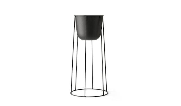 Menu - Wire Pot Blumentopf - schwarz - 4