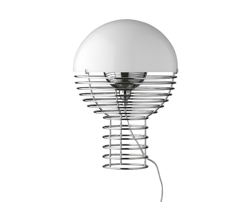 Verpan - Wire Tischleuchte klein - weiß - 1