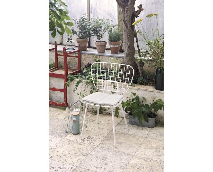 Menu - WM String Dining Chair - zwart - 5