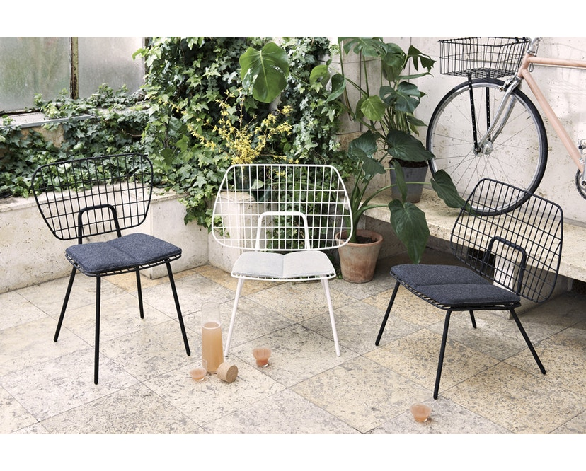 Menu - WM String Lounge Chair - 2
