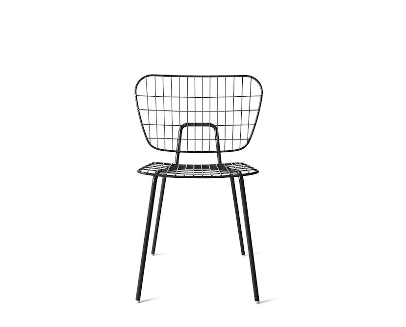 Menu - WM String Dining Chair - zwart - 2