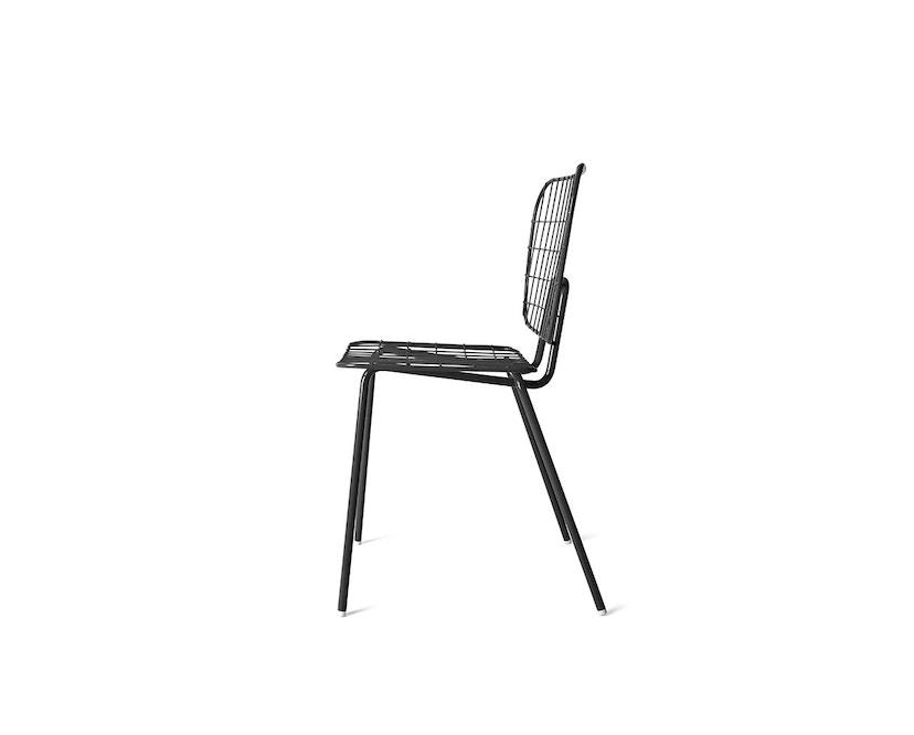 Menu - WM String Dining Chair - zwart - 3