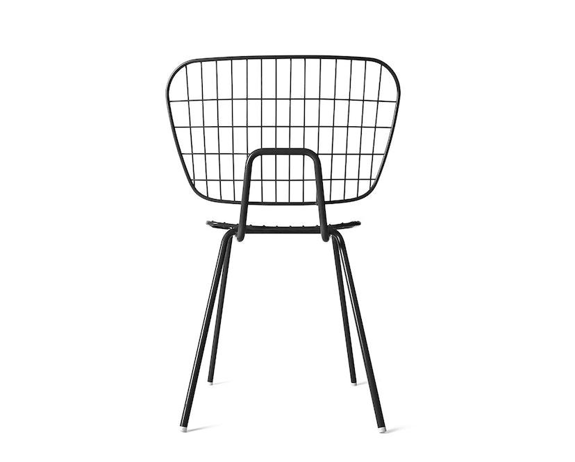 Menu - WM String Dining Chair - zwart - 4