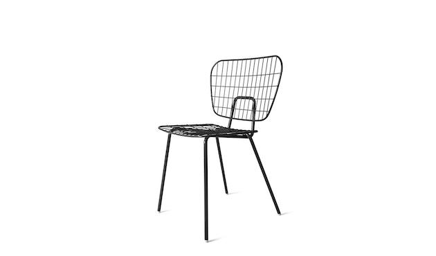 Menu - WM String Dining Chair - zwart - 1