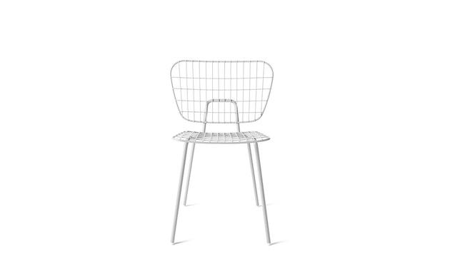 Menu - WM String Dining Chair - wit - 2