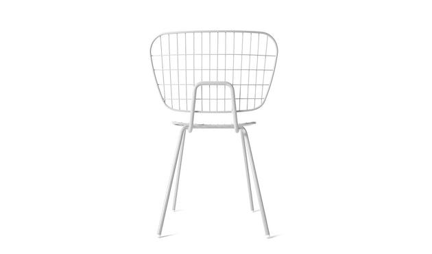 Menu - WM String Dining Chair - wit - 4