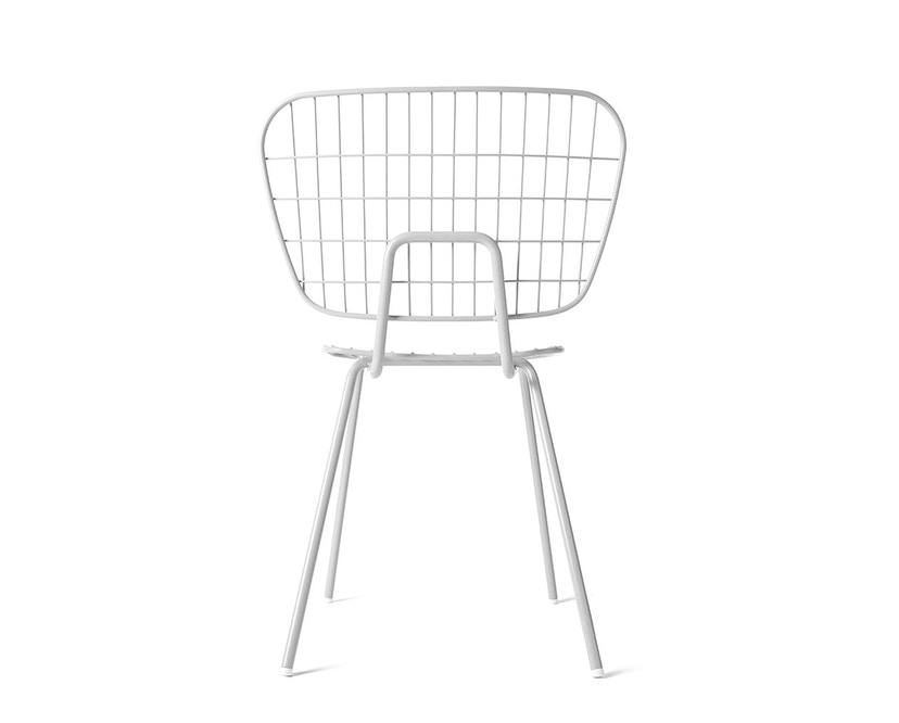 Menu - WM String Dining Chair - weiß - 4