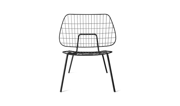 Menu - WM String Lounge Chair - schwarz - 2