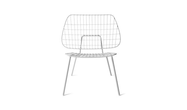 Menu - WM String Lounge Chair - weiß - 2
