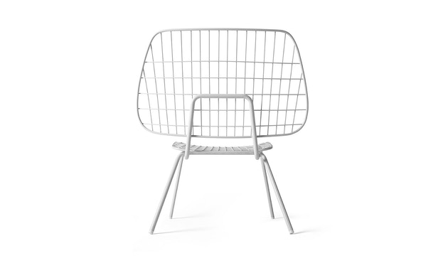 Menu - WM String Lounge Chair - weiß - 3