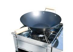 Radius - Grille de rôtissage pour wok - 2