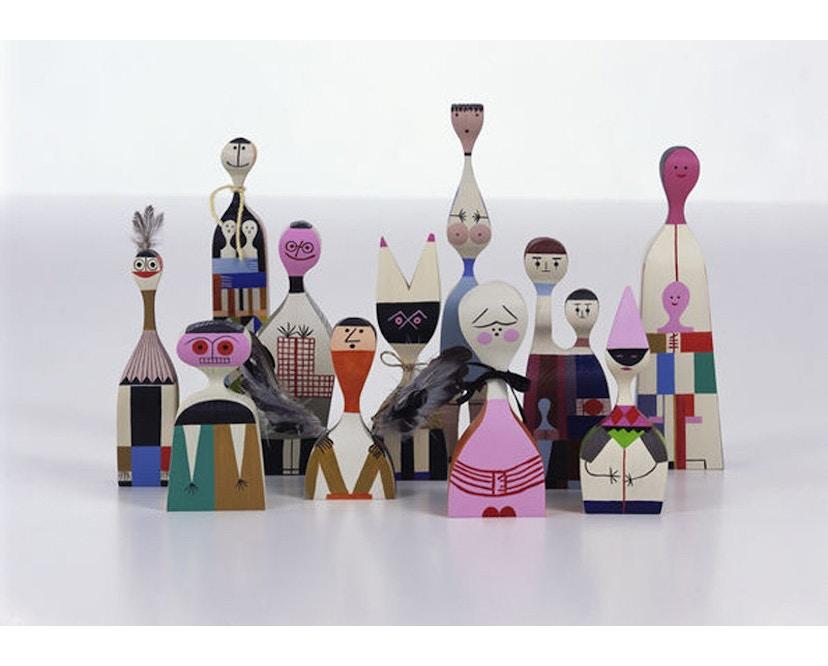 Vitra - Wooden Doll - No. 22 - 2