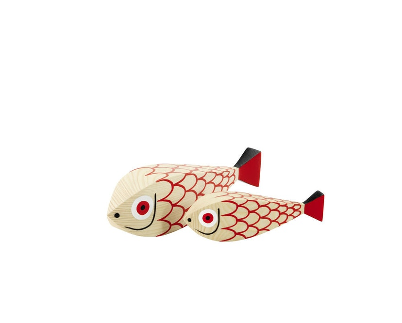 Vitra - Wooden Doll Fisch - 1