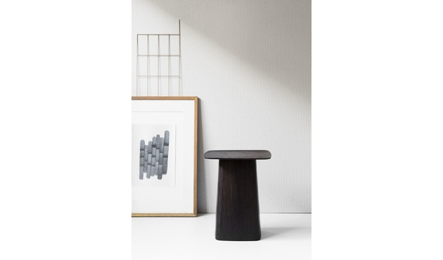 Vitra - Wooden Side Table - Eiche dunkel - S - 2