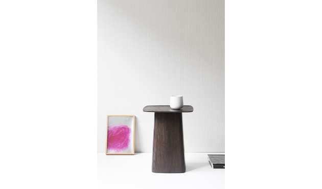 Vitra - Wooden Side Table - Eiche dunkel - S - 3