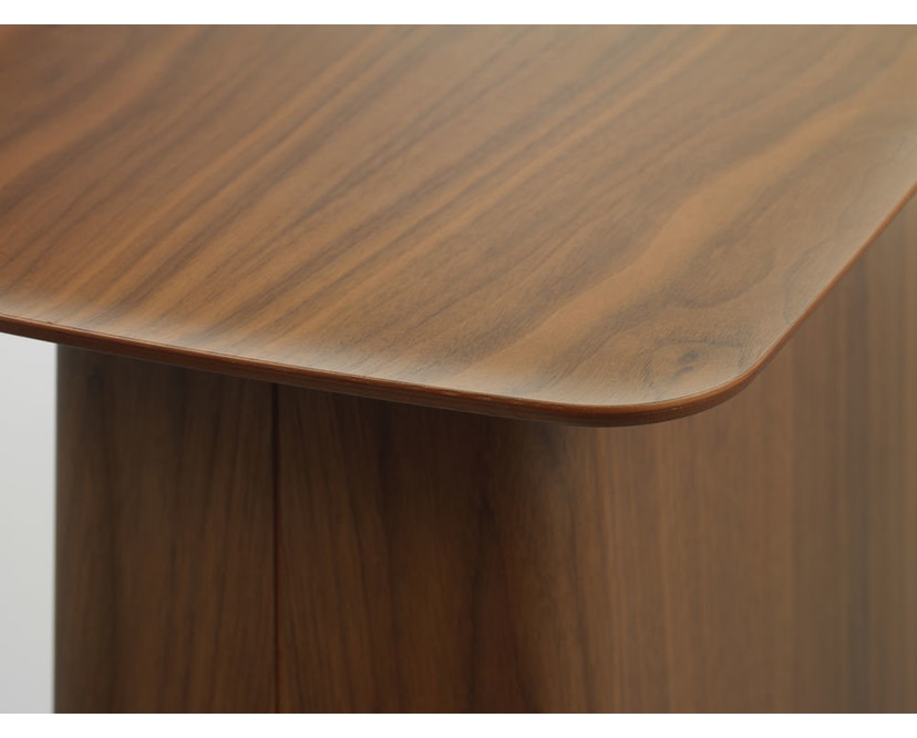 Vitra - Wooden Side Table - Eiche dunkel - S - 5