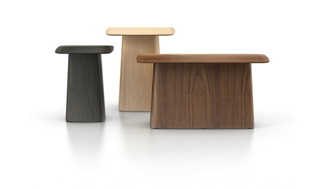 Vitra - Wooden Side Table - Eiche dunkel - S - 6