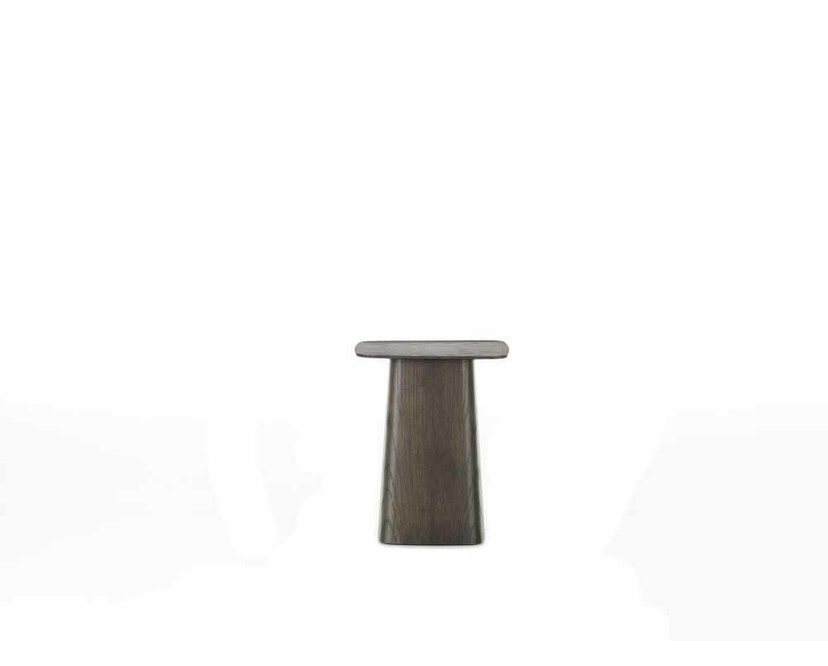 Vitra - Wooden Side Table - Eiche dunkel - S - 1