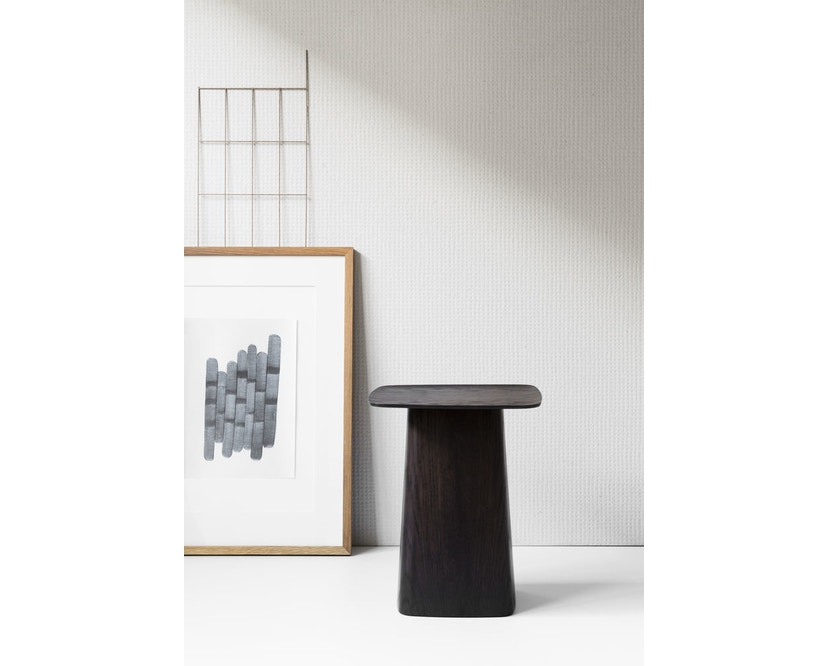 Vitra - Wooden Side Table - Eik licht - S - 2