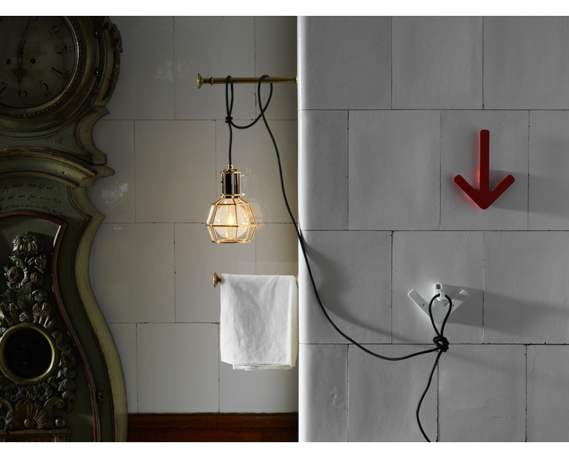 Design House Stockholm - Work Lamp - schwarz - 6