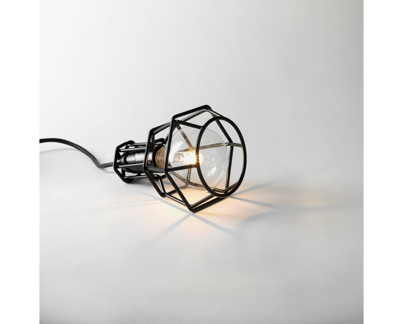 Design House Stockholm - Work Lamp - schwarz - 4