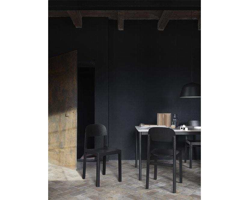 Muuto - Workshop Stuhl - Black - 2