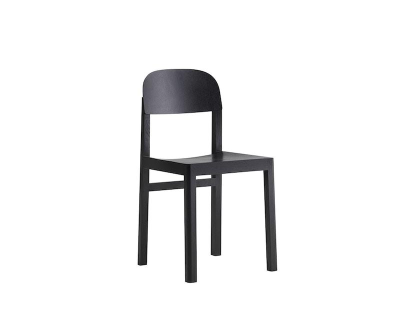 Muuto - Workshop Stuhl - Black - 1