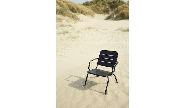 Woud - Ray Lounge Stuhl - Charcoal black - 6