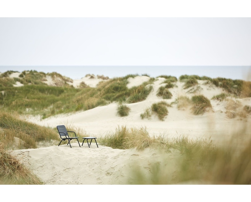 Woud - Ray Lounge Stuhl - Charcoal black - 7