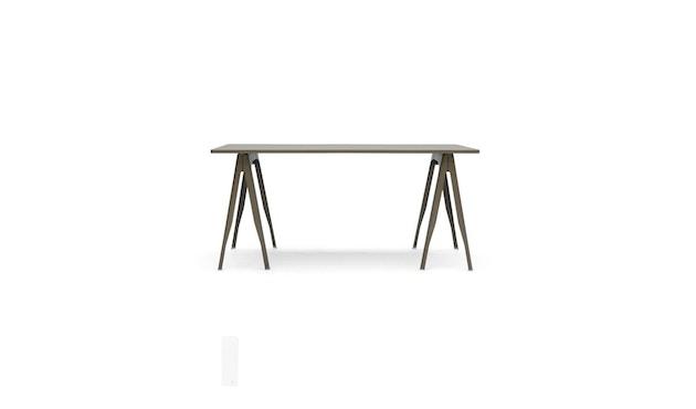 Tolix - Y Esstisch - indoor - lang - weiß glänzend - 2