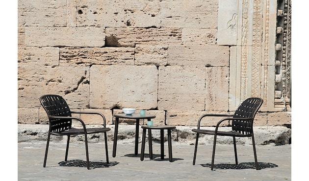 Emu - Yard tafel - aluminium - M - wit - 6