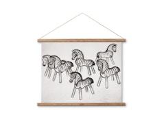 Zebrakudde tekening