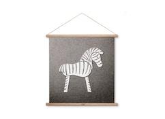 Kay Bojesen - Zebra tekening - 4
