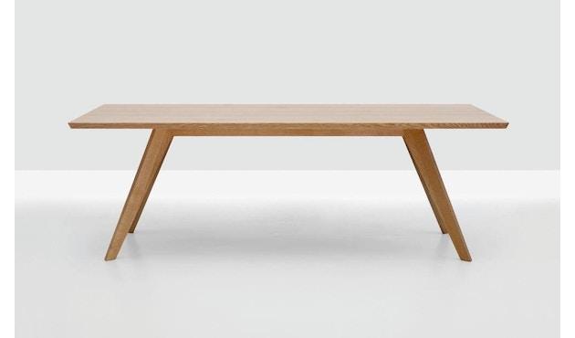 Zeitraum - Cena Tisch rechteckig - 3