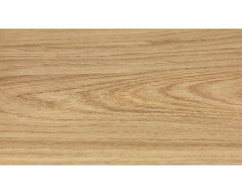 Zeitraum - Cena Tisch rechteckig - Eiche massiv - 140 x 80 cm - 5