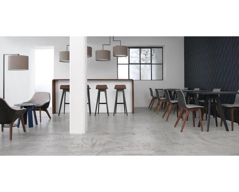 Zeitraum - Cena Tisch rechteckig - Eiche massiv - 140 x 80 cm - 7