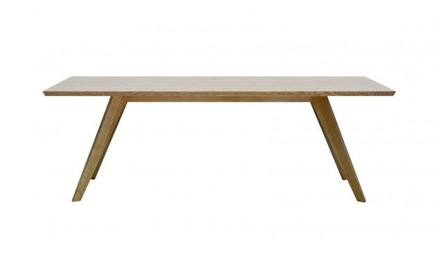 Zeitraum - Cena tafel rechthoekig - Es - 140 cm - 80 cm - 1