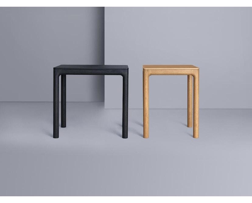 Zeitraum - M11 Tisch quadratisch - Eiche massiv - 60 x 60 cm - 3