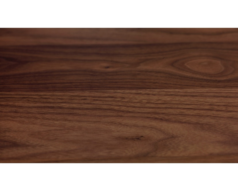 Zeitraum - M11 Tisch rechteckig - amerik. Nussbaum massiv - 90 x 60 cm - 3