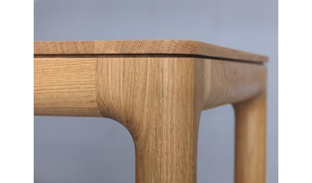 Zeitraum - M11 Tisch rechteckig - amerik. Nussbaum massiv - 90 x 60 cm - 5