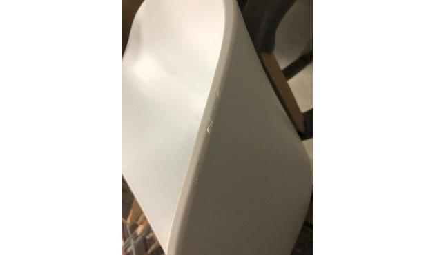 HAY - About a Chair AAC 22 - weiß - Gestell Eiche matt lackiert